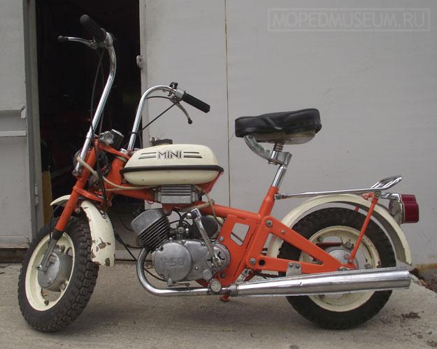 Мини-мокик Мини РМЗ-2.126 (1983-1985)