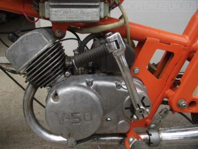 Мини-мокик «Мини» РМЗ-2.126 (1983-1985)