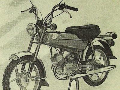 Мокик «Рига-18» (1979)