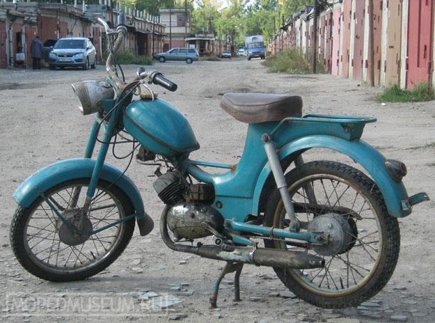 Мопед Рига-4 (1968-1973)
