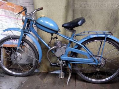 Легкий мопед «Рига-5» (1966-1971)