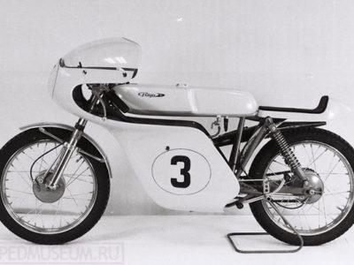 Шоссейно-кольцевой микромотоцикл «Рига-9С» (1969)