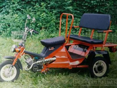 Моторикша «BITÉ» (1996)