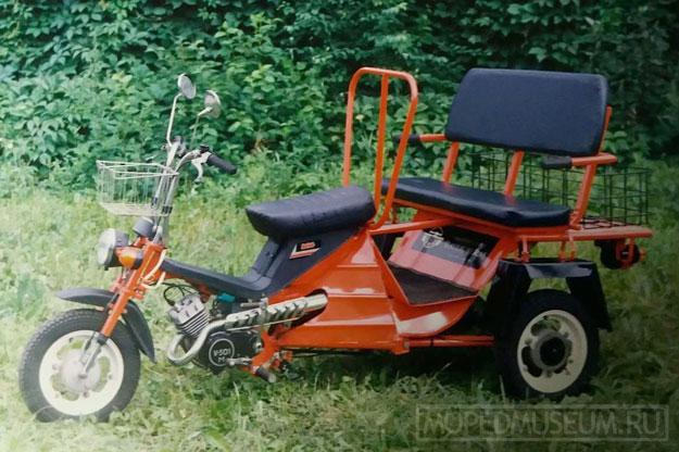 Моторикша BITÉ (1996)