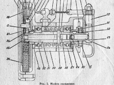 Двигатель Д-6 (Д-6У). Руководство по эксплуатации