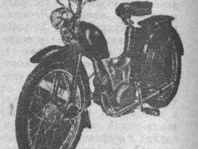 Мопед SR-2 (1957-1959)