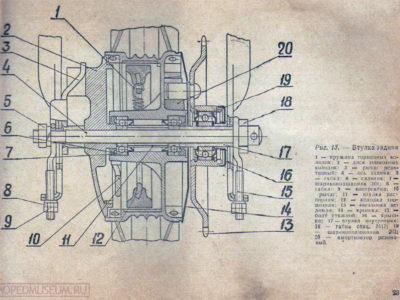 Мопед «Рига-12». Руководство по эксплуатации