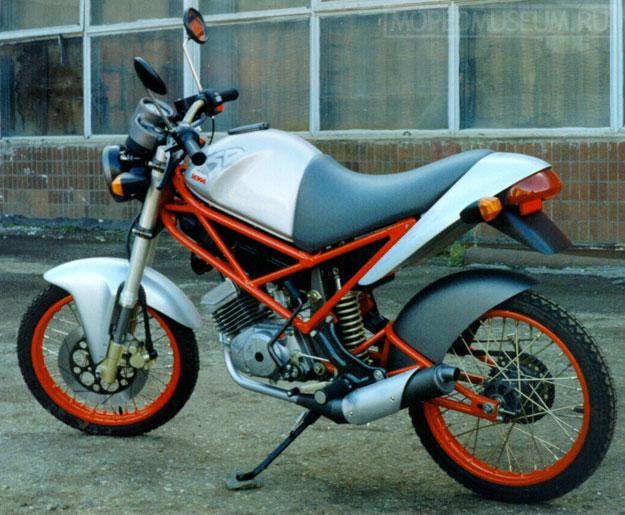 Мокик ИЖ-2.672 C50 (2000?)