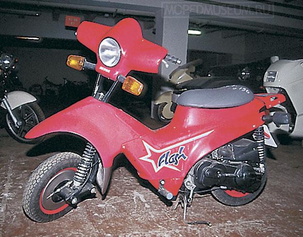 Скутер Flash (1997)