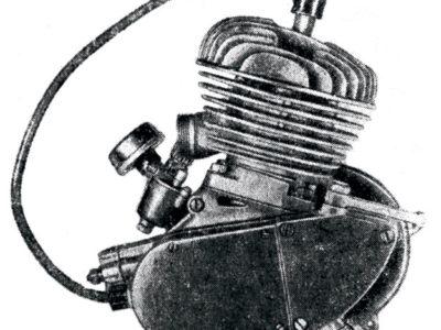 Двигатель Д5M (1969-1970)