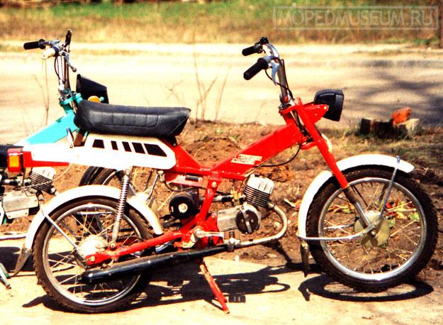 Мопед-прототип №1 (1994)
