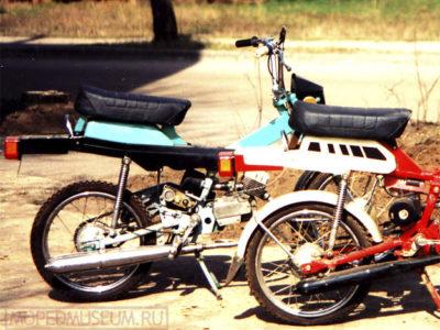 Мопед-прототип №2 (1994)