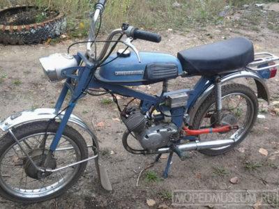 Мокик «Верховина-7» ЛМЗ-2.159 (1981-1982)