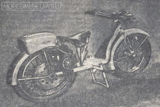 Моторетка (1936)