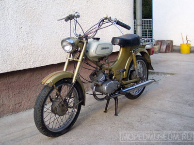 Мокик «Рига-16» РМЗ-2.116 (1975-1981)