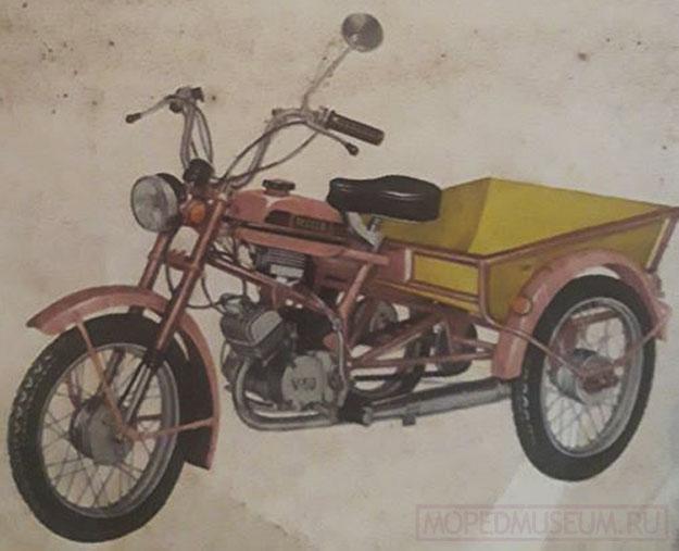 Грузовой трицикл (1994)