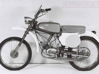 Кроссовый микромотоцикл «Рига-6М» (1968-1971)