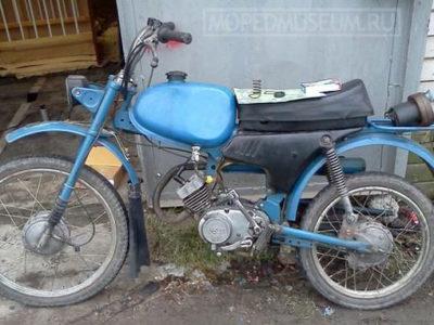 Мокик «Карпаты-2М» ЛМЗ-2.165 (1993)
