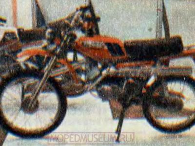 Мокик «Дельта-Эндуро» РМЗ-2.202 (1989)
