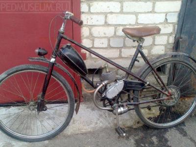 Двигатель Д4К (1960-1966)