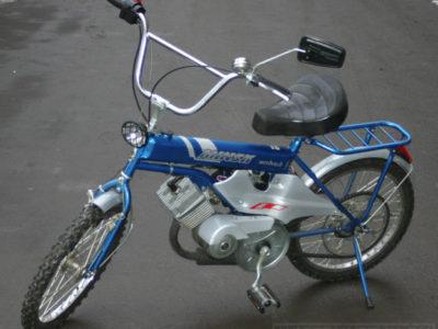 Мопед «Кроха-2» ММВЗ-1.102 (2003-2005)