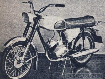 Мопед «МП-51» (1970)