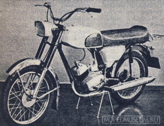 Мопед МП-51 (1970)