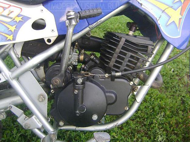 Двигатель ЗДК-50 (1995-2004)