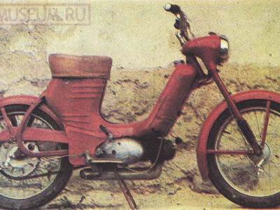 Мокик Jawa-50, typ 550 «Pionyr» (1954-1958)