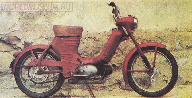 Мотоциклеточка