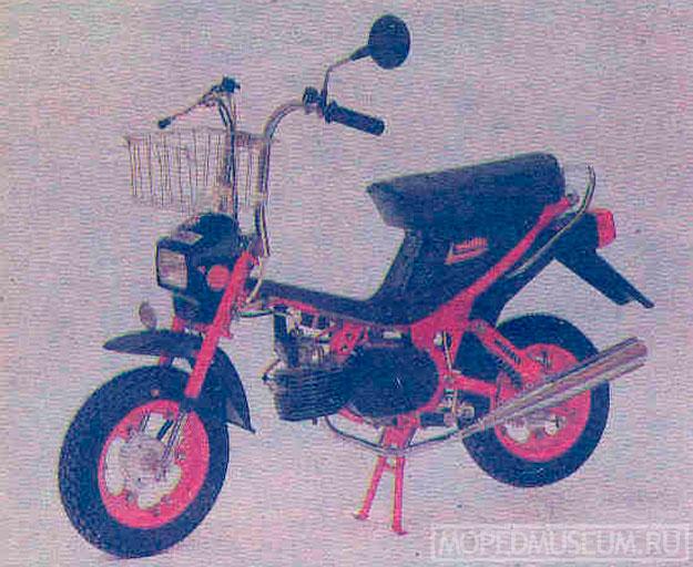 Мотоциклы на рынке России