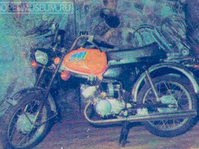 Мокик «Карпаты-2-Люкс» ЛМЗ-2.161Л (1987-1993)