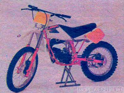 Мокик спортивный «Delta-Cross» (1992)