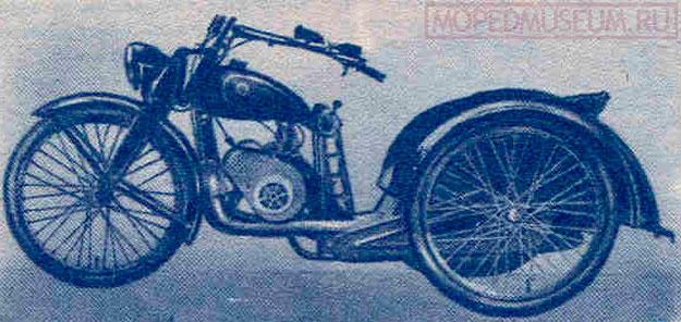 Стрекоза с моторчиком