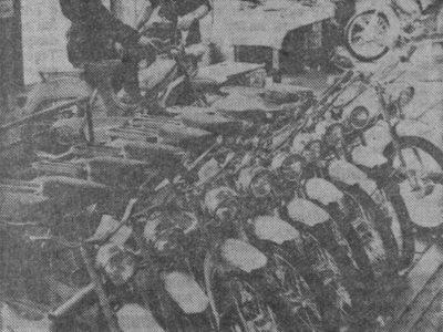 Мопед «Рига-3» (январь 1965-1968)
