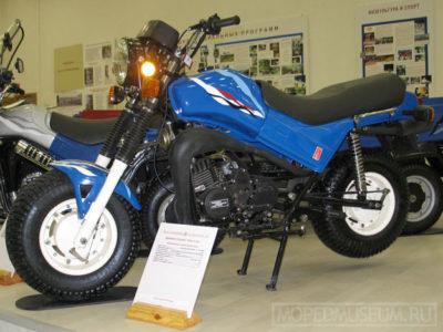 Мокик ТМЗ-2.601 (1997)