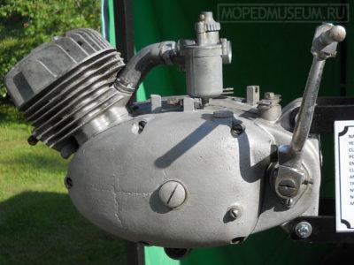 Двигатель Š-53 (1970)
