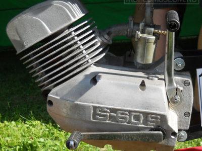 Двигатель Š-60S (1978)